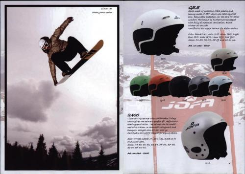 The G5 generation snowboard alpine programme 2006-07 Blad03