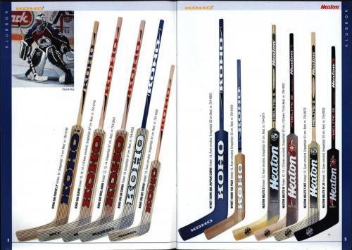 The hockey company JOFA 1999 Blad05