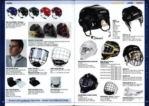 The hockey company JOFA 1999 Blad07
