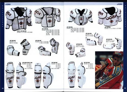 The hockey company JOFA 1999 Blad08