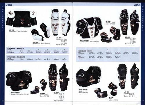 The hockey company JOFA 1999 Blad09