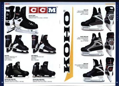 The hockey company JOFA 1999 Blad12