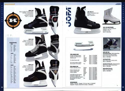 The hockey company JOFA 1999 Blad13