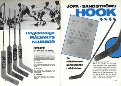 jofa sportkatalog 1971-72 Issport Blad 08