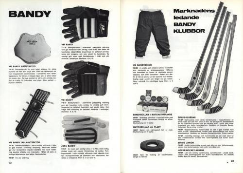 jofa sportkatalog 1971-72 Issport Blad 12