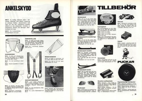 jofa sportkatalog 1971-72 Issport Blad 13