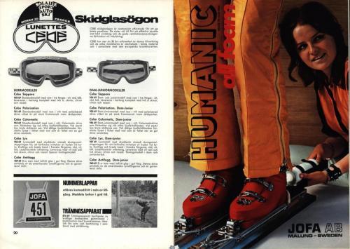 jofa sportkatalog 1971-72 Skidsport Blad11