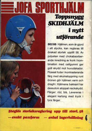 jofa sportkatalog 1971-72 Skidsport Blad15