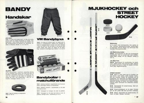 jofa sportkatalog 1972-73 Issport Blad14