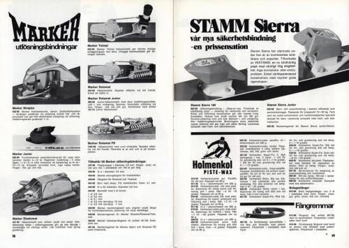 jofa sportkatalog 1972-73 Skidsport 12