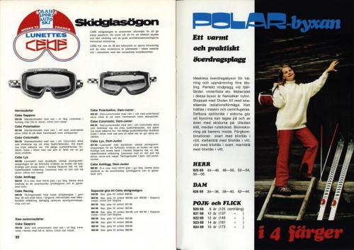 jofa sportkatalog 1972-73 Skidsport 14