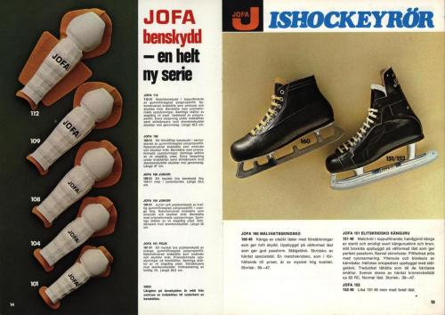 jofa sportkatalog 1973-74 Issport Blad 08