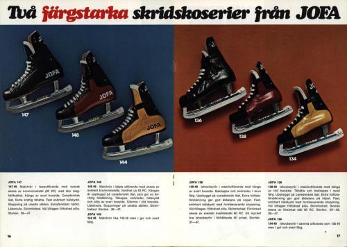 jofa sportkatalog 1973-74 Issport Blad 09