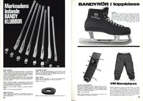jofa sportkatalog 1973-74 Issport Blad 13