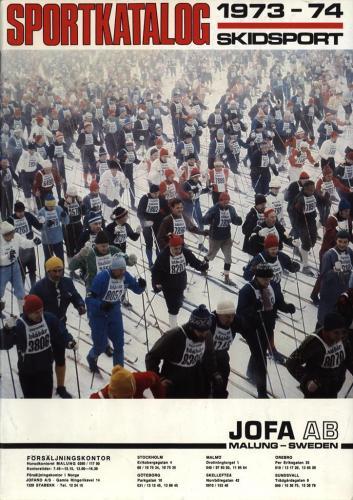 jofa sportkatalog 1973-74 Skidsport Blad01