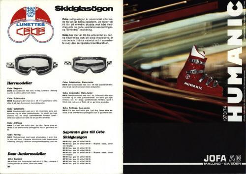 jofa sportkatalog 1973-74 Skidsport Blad06