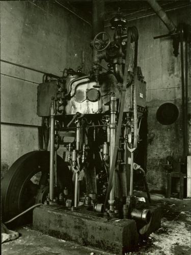1970-tal Åmgmaskin Mosjöns sågverk