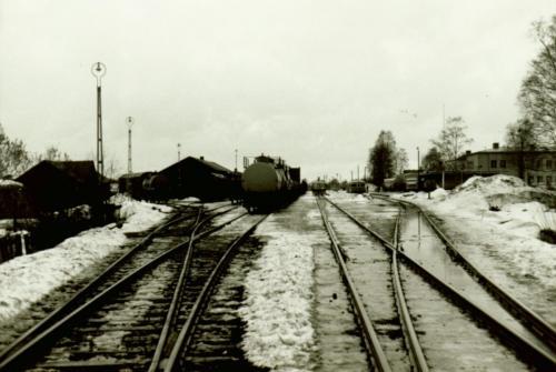 1971-72 nyår Oljevagnar Malung