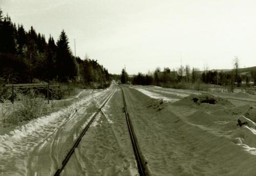 Sälen, riktning Söderut