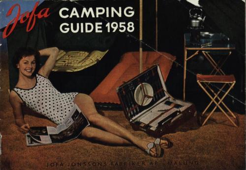 JOFA Oskar Camping Jofa campingguide 1958 0454