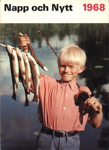 JOFA Oskar Fiske ABU Napp och Nytt 1968