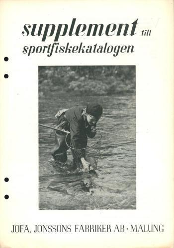JOFA Oskar Fiske 1944 jofa 0594