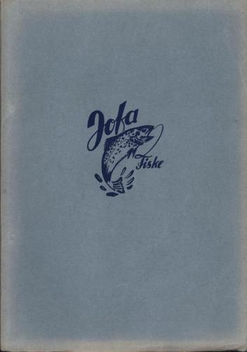 JOFA Oskar Fiske jofa 0613