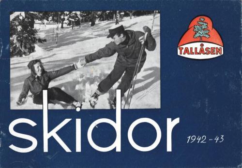 JOFA Oskar Längdåkning 1942 0672