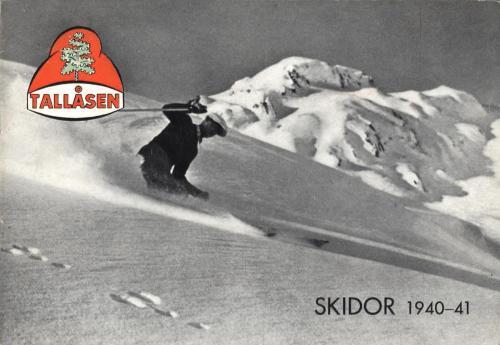 JOFA Oskar Längdåkning 1940 0674