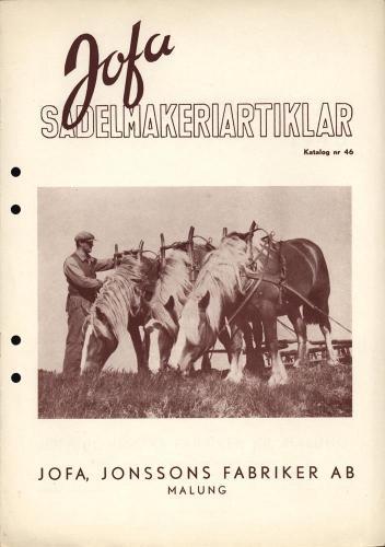JOFA Oskar Seldon 0317