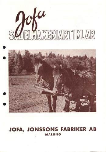 JOFA Oskar Seldon 0626