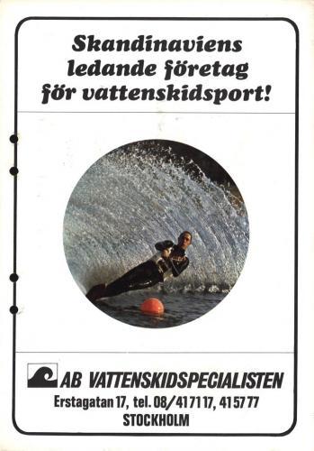 JOFA Oskar Vattenskidor Vattenskidsspecialisten 0511