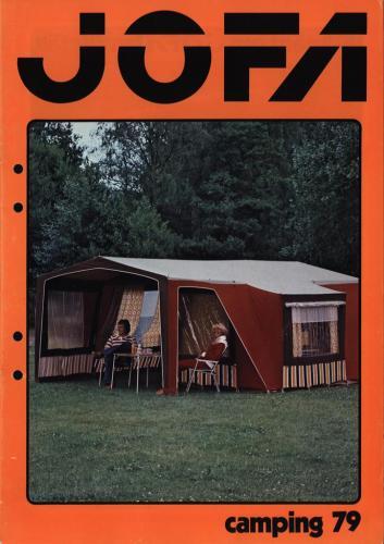 JOFA Volvo Camping & Tält Jofa camping 79 0149