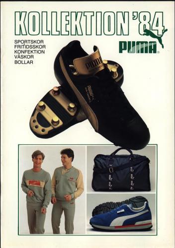 JOFA Volvo Fotboll Puma kollektion 84 0027