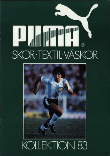 JOFA Volvo Fotboll Puma kollektion 83 0034