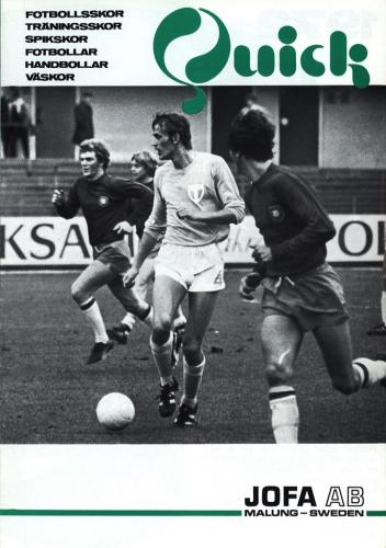 JOFA Volvo Fotboll Quick 0103