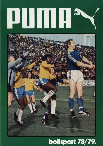JOFA Volvo Fotboll Puma bollsport 78-79 0146