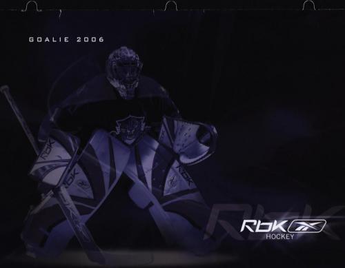 JOFA Volvo Hockey Rbk Golie 2006 0019
