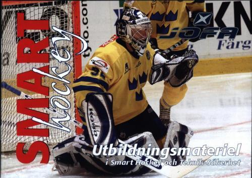 JOFA Volvo Hockey Smart hockey utbildningsmaterial JOFA 0024