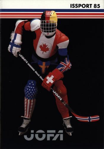 JOFA Volvo Hockey Jofa issport 85 0181