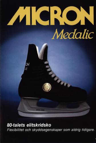 JOFA Volvo Hockey Micron medalic 0185