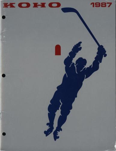 JOFA Volvo Hockey KOHO 1987 0199