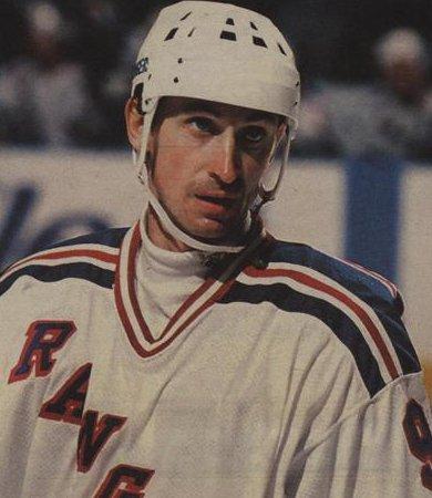 JOFA Volvo Hockey Wayne Gretzky 0233