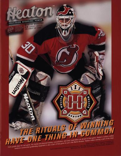 JOFA Volvo Hockey Heaton the rituals of whinning… 0251