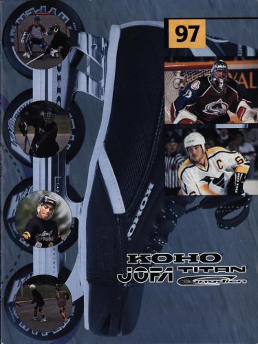 JOFA Volvo Hockey Koho, Jofa, Titan, Canadien 97 0263