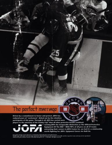 JOFA Volvo Hockey Jofa The perfect marriage 0272