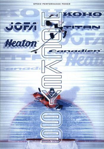 JOFA Volvo Hockey Koho jofa titan heaton canadien Hockey 1999 0279