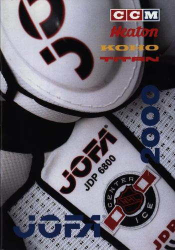 JOFA Volvo Hockey Ccm heaton koho titan jofa 2000 0291
