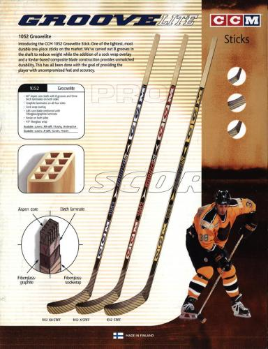 JOFA Volvo Hockey CCM sticks 0298