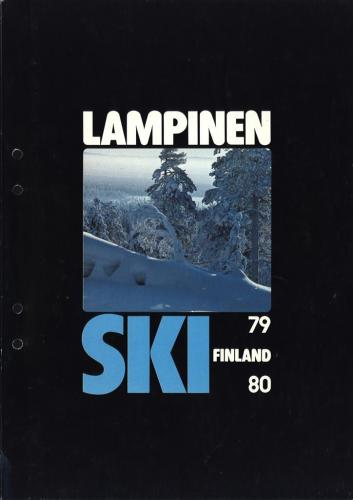 JOFA Volvo Längdåkning Lampinen Ski 1979-80 0378